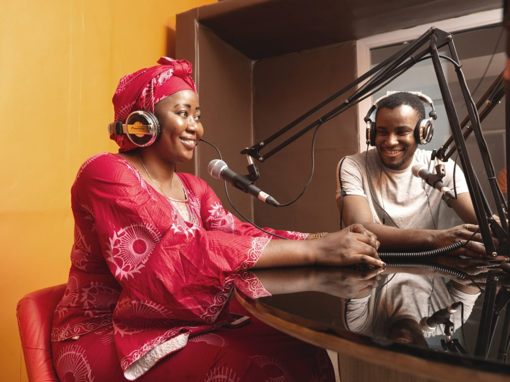 Awa Traoré is the General Director of CAYAT, a cocoa and coffee farming cooperative based around the towns of Adzopé and Yakassé - Attobrou in the South East of Côte d'Ivoire. Here she speaks on Radio CAYAT – a premium funded project to communicate important messages to farmers across the region in remote areas.